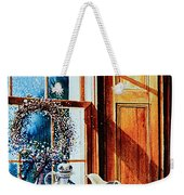 Window Treasures Weekender Tote Bag