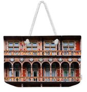 Windows And Arches Weekender Tote Bag