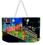 Windows And Watertower Weekender Tote Bag