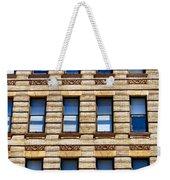 Windows Galore Weekender Tote Bag