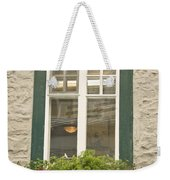 Windows Of Quebec 2 Weekender Tote Bag