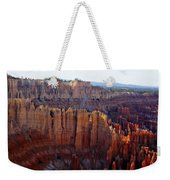 Windows Of Rock Weekender Tote Bag