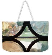 Windows Of Venice View From Art Academy Weekender Tote Bag