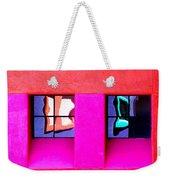 Windows Reflected Weekender Tote Bag