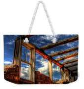 Windows To The Past Weekender Tote Bag