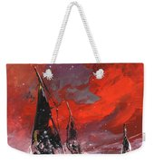 Windsurf Impression 02 Weekender Tote Bag