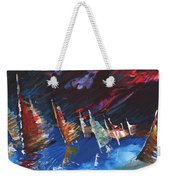 Windsurf Impression 05 Weekender Tote Bag