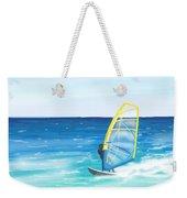 Windsurf Weekender Tote Bag