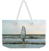 Windsurfing Weekender Tote Bag by Ben and Raisa Gertsberg