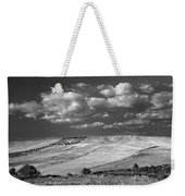Windy At The Cereal Fields Weekender Tote Bag