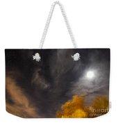 Windy Night Weekender Tote Bag