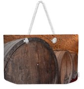 Wine Barrel Weekender Tote Bag
