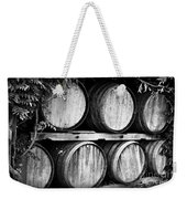Wine Barrels Weekender Tote Bag by Scott Pellegrin