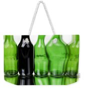 Wine Bottles Weekender Tote Bag