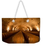 Wine Cellar Weekender Tote Bag