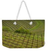 Wine Design Weekender Tote Bag