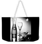 Wine Glasses Weekender Tote Bag