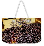 Wine Grapes II Weekender Tote Bag