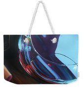 Wine Reflections Weekender Tote Bag