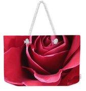 Wine Rose 6 Weekender Tote Bag