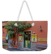 Wine Shop Monterosso Italy Dsc02584  Weekender Tote Bag