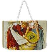 Winery Art Weekender Tote Bag