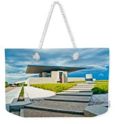 Winery Modernism Weekender Tote Bag