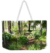 Winery Trail Weekender Tote Bag