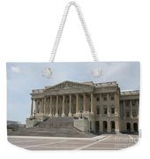 Wing Of The Capitol - Washington Dc  Weekender Tote Bag