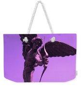 Winged Archer Eros Weekender Tote Bag