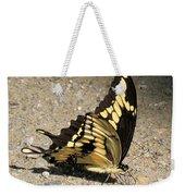 Winged Delight Weekender Tote Bag