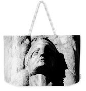 Winged Face Weekender Tote Bag