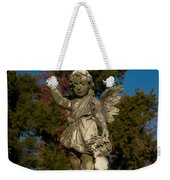 Winged Girl 12 Weekender Tote Bag