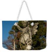 Winged Girl 13 Weekender Tote Bag