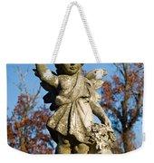 Winged Girl 3 Weekender Tote Bag