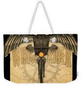 Winged Rider Weekender Tote Bag
