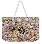 Winged Trio Weekender Tote Bag
