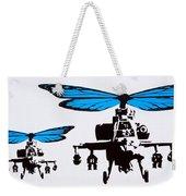 Wingin It - Blue Weekender Tote Bag