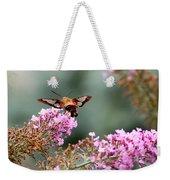 Wings In The Flowers Weekender Tote Bag