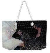 Wings Of A Chicken Weekender Tote Bag