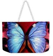 Wings Of Nature Weekender Tote Bag