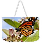 Wings Up Monarch Butterfly By Diana Sainz Weekender Tote Bag