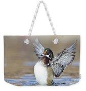 Wings Up Shoot Weekender Tote Bag