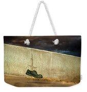 Wingtips  Weekender Tote Bag by Bob Orsillo