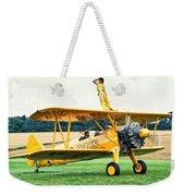 Wingwalking Weekender Tote Bag