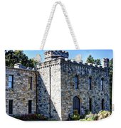 Winnekenni Castle Front View Weekender Tote Bag
