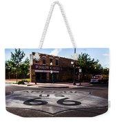 Winslow Arizona Weekender Tote Bag