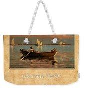 Winslow Homer 1 Weekender Tote Bag