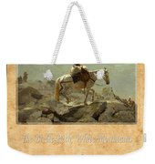 Winslow Homer 5 Weekender Tote Bag
