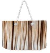 Winter Abstract Weekender Tote Bag